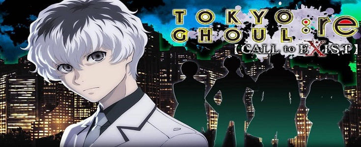 Tokyo Ghoul re Call to Exist free download