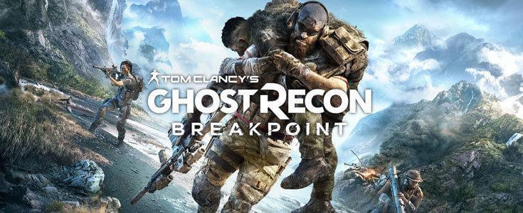 Tom Clancy's Ghost Recon: Breakpoint free download
