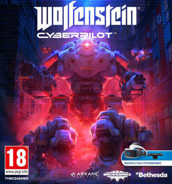 Wolfenstein: Cyberpilot full version