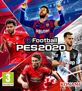 eFootball PES 2020 free games