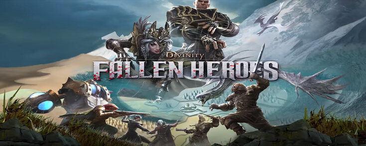 Divinity: Fallen Heroes game