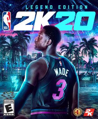 NBA 2K20 free pc