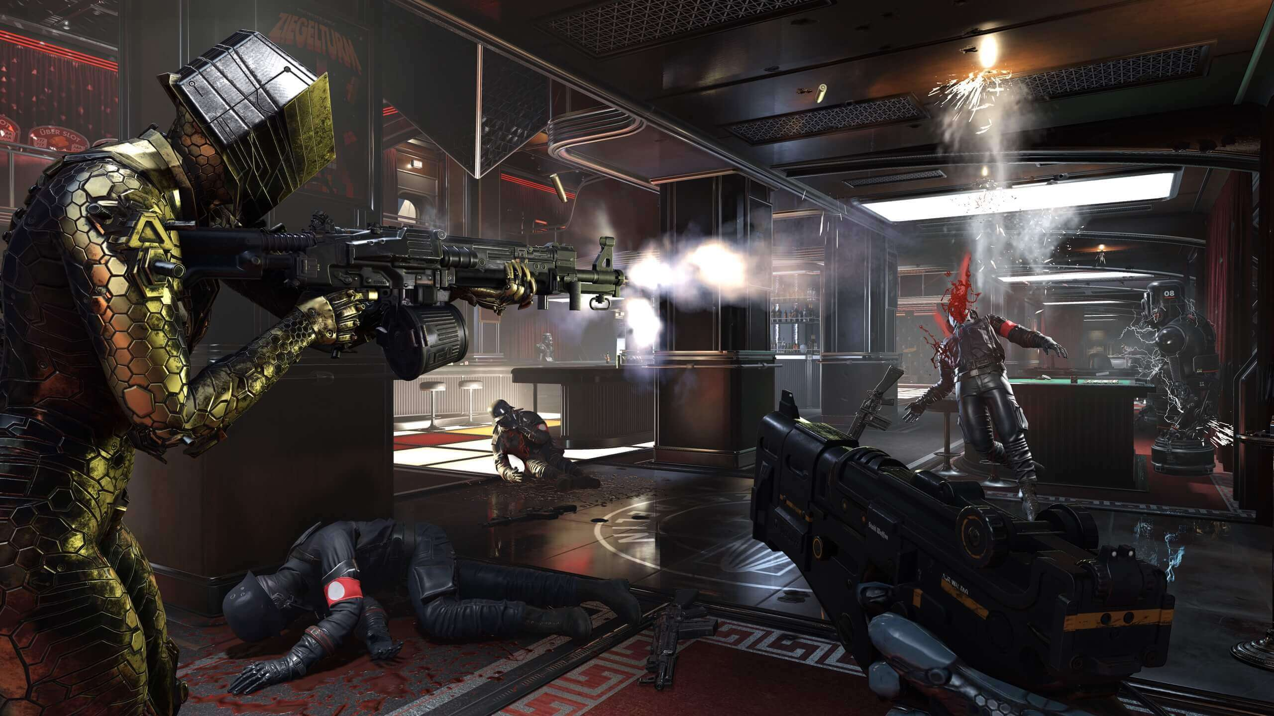 Wolfenstein Youngblood Weapons