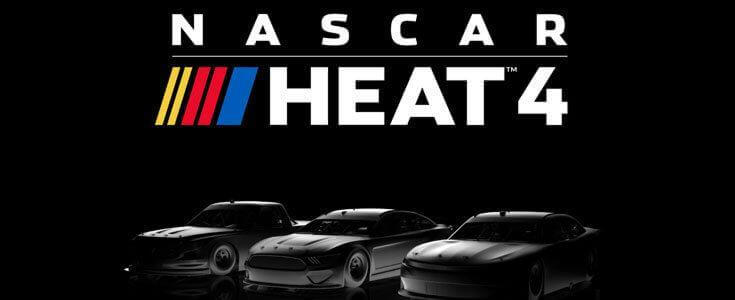 NASCAR Heat 4 pc download