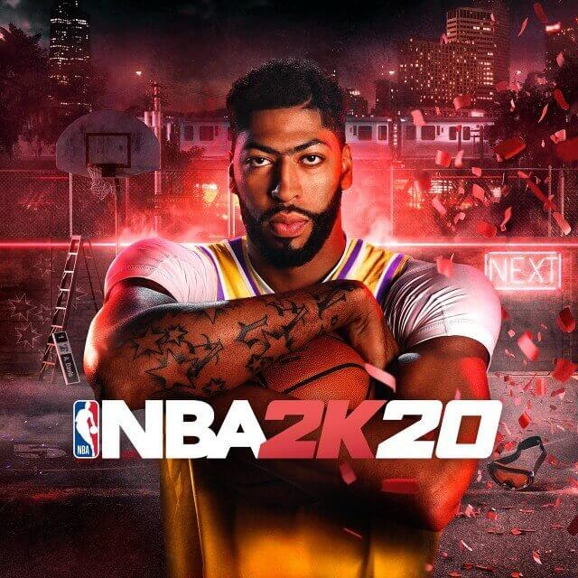 Top 4 Sports Games of 2019 NBA 2K20