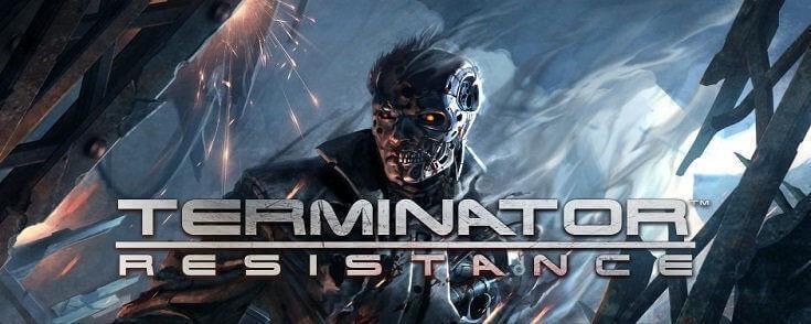Terminator Resistance pc game