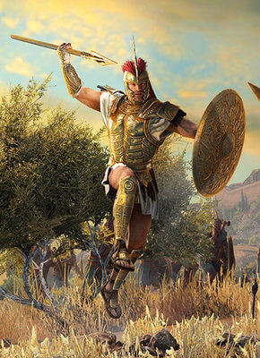 Total War Saga: Troy game