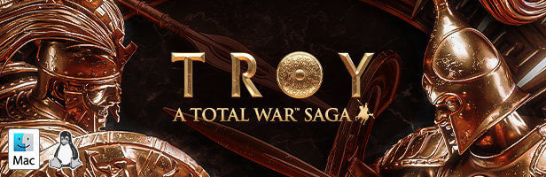 Total War Saga: Troy crack