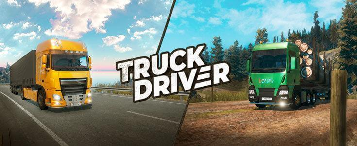 Truck Driver games download
