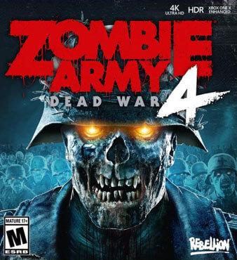 Zombie Army 4 Dead War free