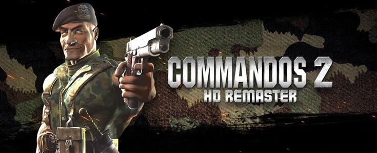Commandos 2 Remaster full version