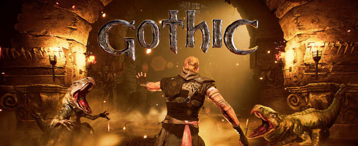 Gothic Remastered full version