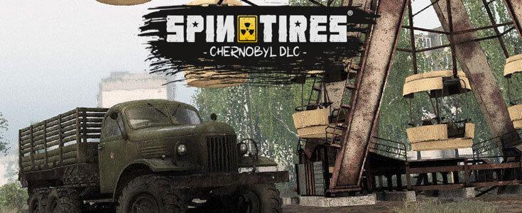 Spintires: Chernobyl get free
