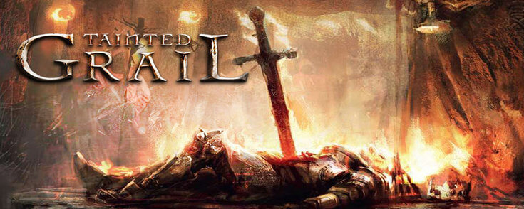 Tainted Grail: The Fall of Avalon game